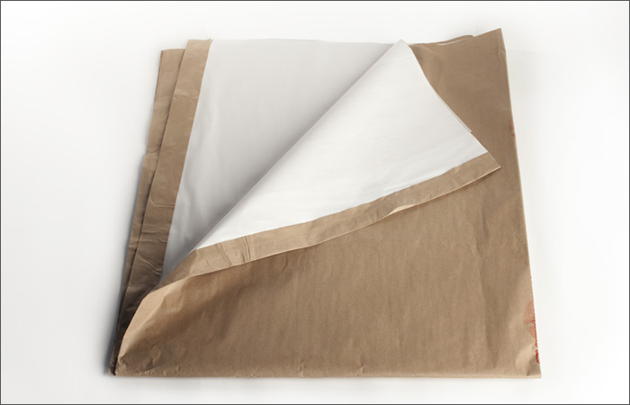 Pay for paper wrapping when moving