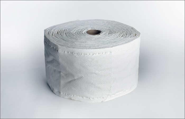 Poly Back Cellulose Wadding 171 Fleenor Paper Company